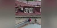 Новый человек-паук: в Иркутске появился местный супергерой