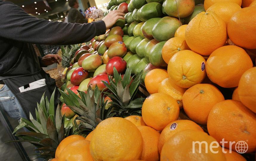 Избыток манго в стране составляет около двух миллионов килограммов. Фото Getty