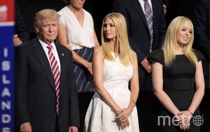 Тиффани Трамп. Фото Getty