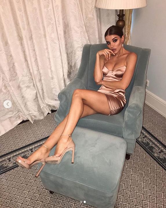 Дарья Коновалова. Фото Скриншот Instagram: @dariakonovalova