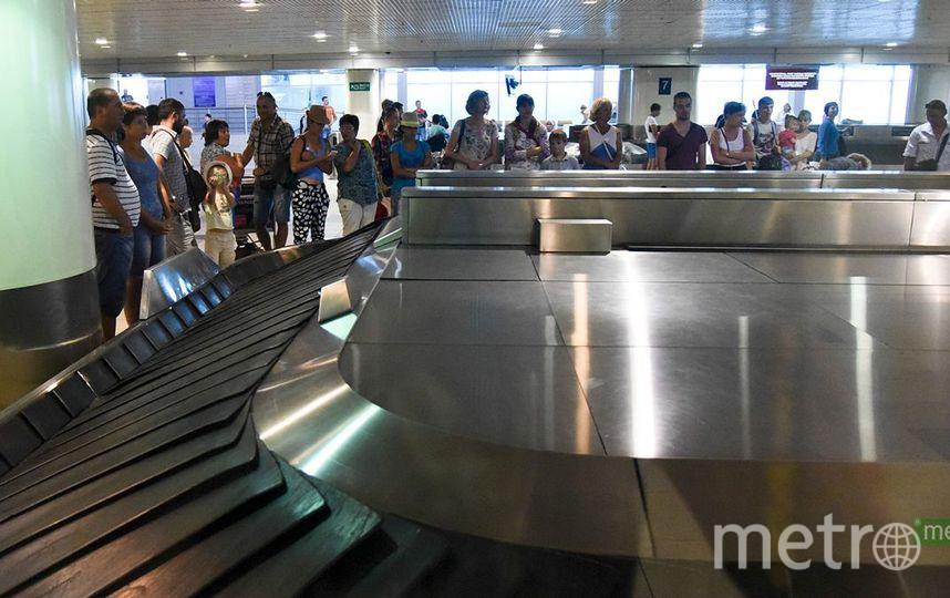 Проблемы с выдачей багажа начались ещё в конце мая. Фото Василий Кузьмичёнок