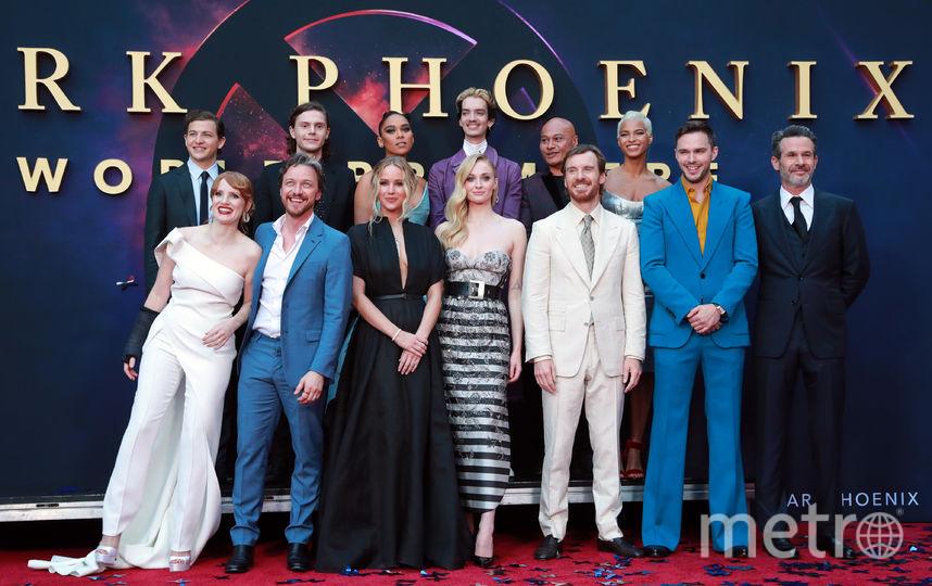 """Премьера """"Люди Икс: Тёмный Феникс"""" (""""Dark Phoenix""""). Фото Getty"""