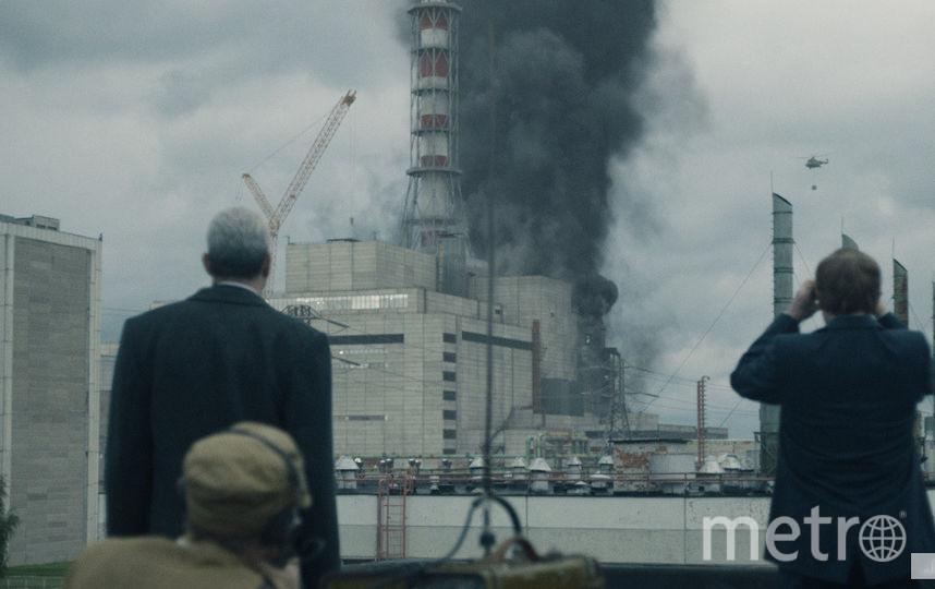 """Кадр из сериала """"Чернобыль"""". Фото HBO"""