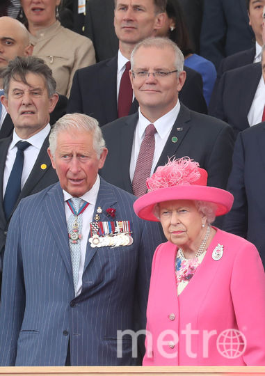 Принц Чарльз и Королева Елизавета II. Фото Getty