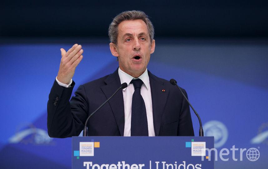 Николя Саркози. Фото Getty
