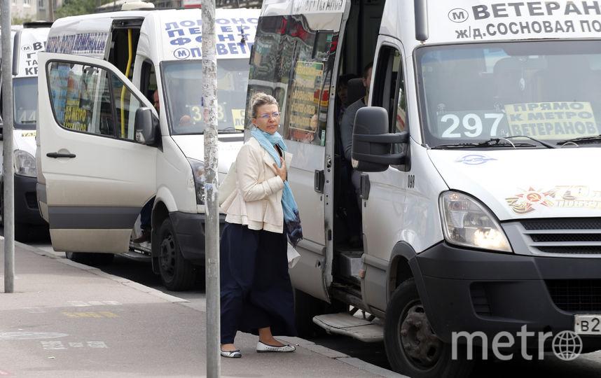 Петербург забудет о маршрутках. Фото ТАСС | Александр Николаев, Интерпресс