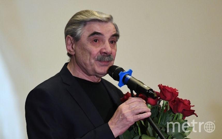 Александр Панкратов-Чёрный. Фото РИА Новости