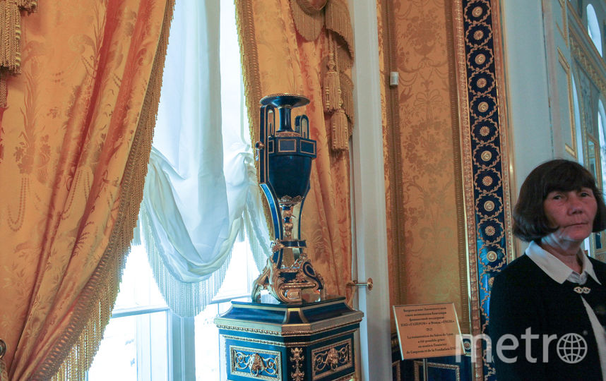 """Лионский зал вернули в экспозицию музея """"Царское село"""": Фото. Фото Святослав Акимов, """"Metro"""""""
