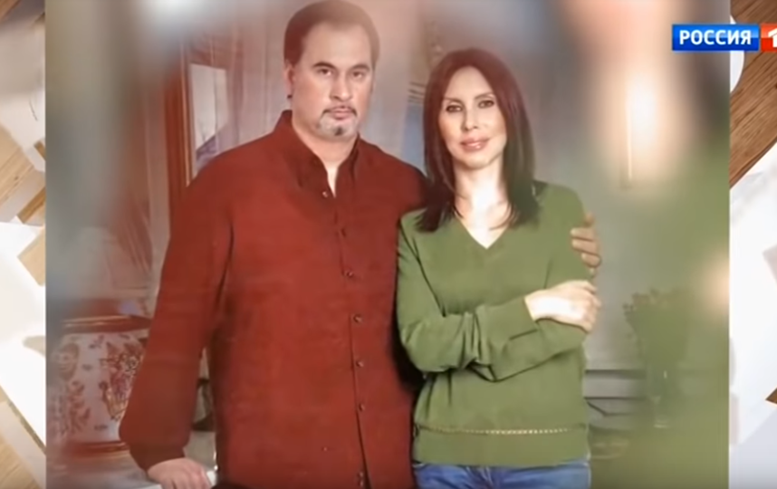 Валерий и Ирина Меладзе. Фото Скриншот Youtube