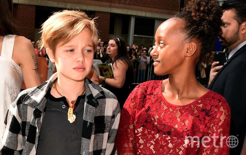 Шайло и Захара. Фото Getty