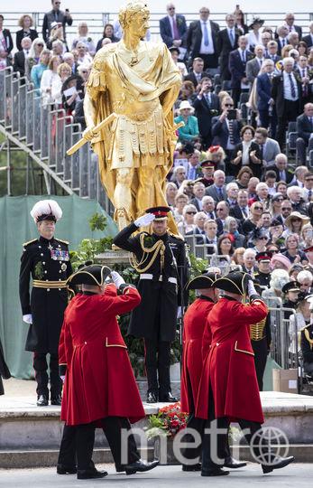 Парад в честь Дня основателя Королевской больницы. Фото Getty