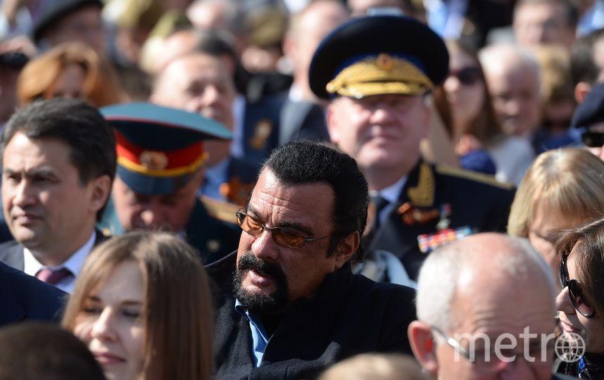 Архивное фото. В Москве в День Победы. Фото Getty