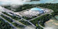 Строительство новой ледовой арены стартует в июле 2019 года