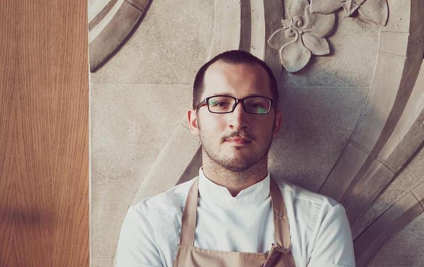 Александр Райлян, шеф-повар ресторана Insight. Фото предоставлено рестораном.
