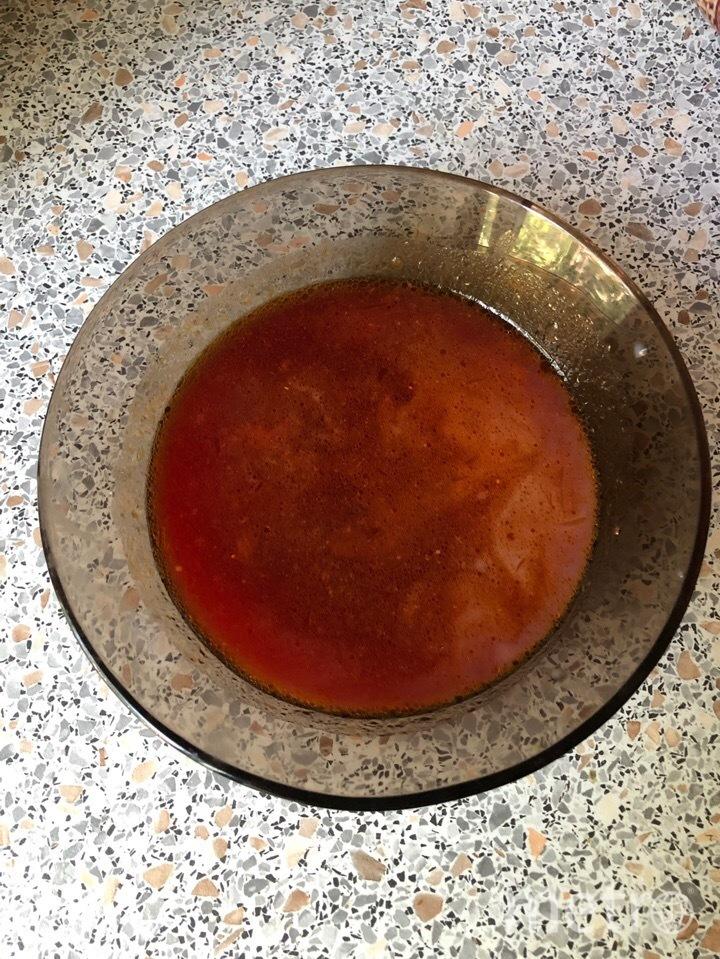 Это тот самый суп, приготовленный Анной в домашних условиях. Фото Анна Храмцова