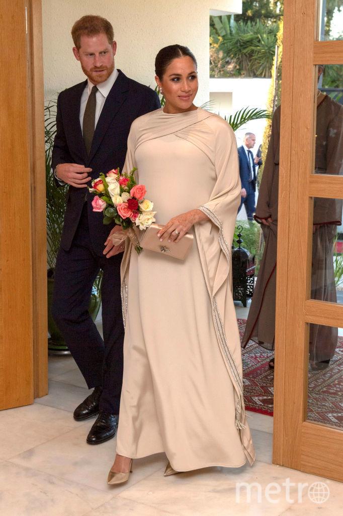 Меган Маркл принц Гарри. Фото Getty