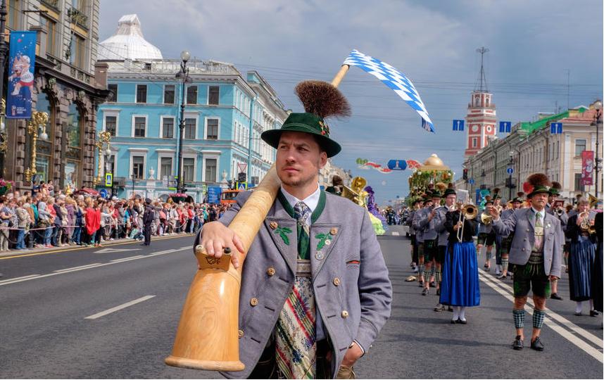 """Так проходил фестиваль в 2018-м году. Фото Алена Бобрович, """"Metro"""""""