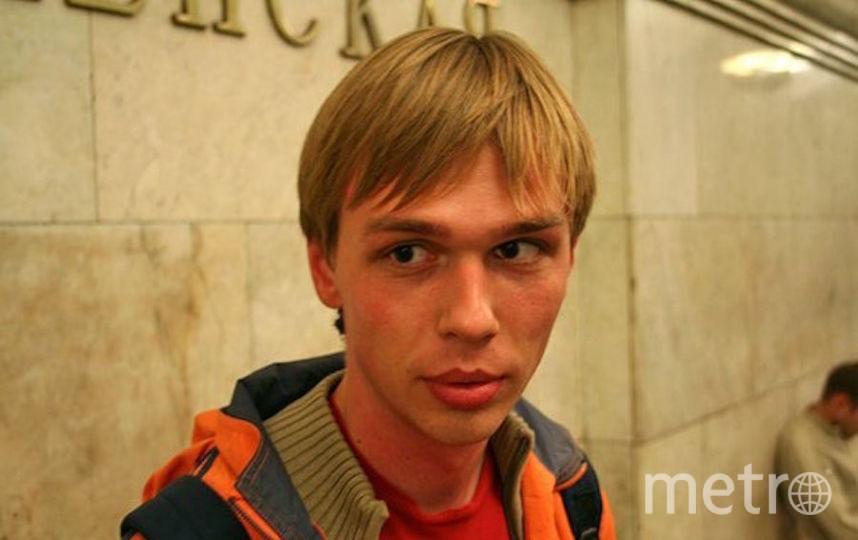 Иван Голунов. Фото Страничка Ивана Голунова на Facebook.