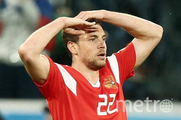 Больше всех голов в матче забил Артём Дзюба. Фото Getty