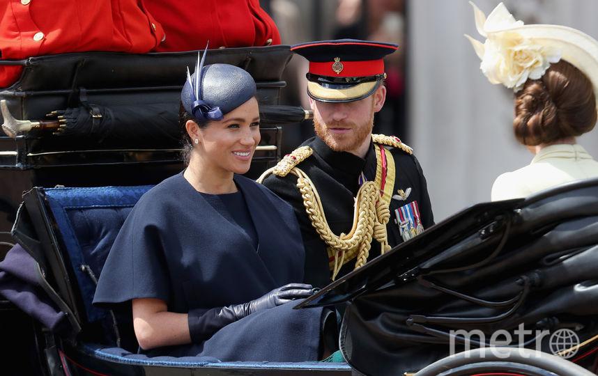 Меган Маркл и принц Гарри, Кейт Миддлтон. Фото Getty
