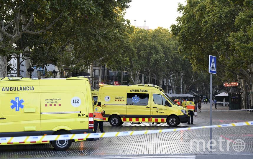 По меньшей мере 28 человек пострадали в результате поломки аттракциона в парке развлечений в Испании. Фото Getty