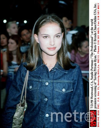 Натали Портман в юности и молодости. Фото Getty