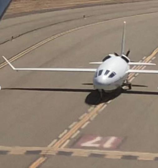 """В США готовятся к лётным испытаниям """"самолёта-пули"""" Celera 500L компании Otto Aviation. Фото Скриншот https://www.instagram.com/sc0ttness/"""
