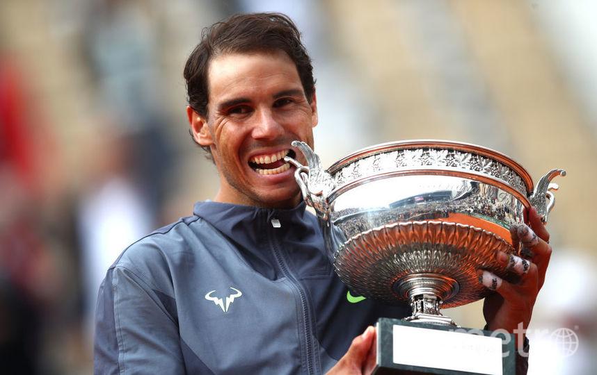 Надаль один из величайших теннисистов современности. Фото Getty