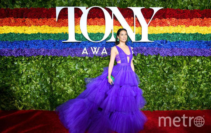Tony Awards. Люси Лью. Фото Getty