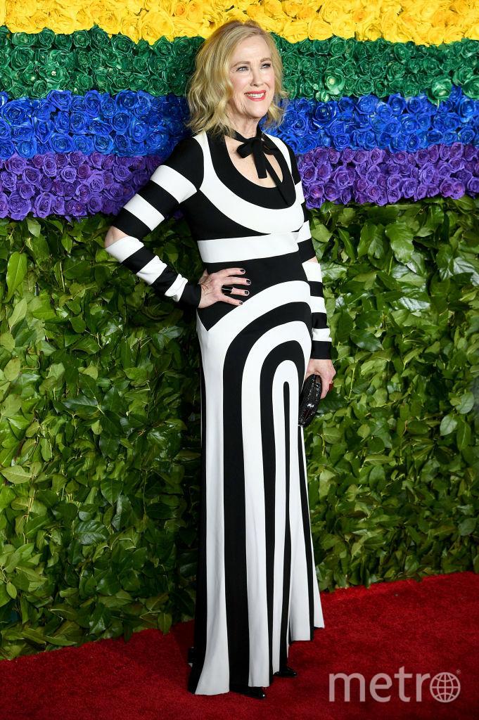 Tony Awards. Кэтрин О'Хара. Фото Getty