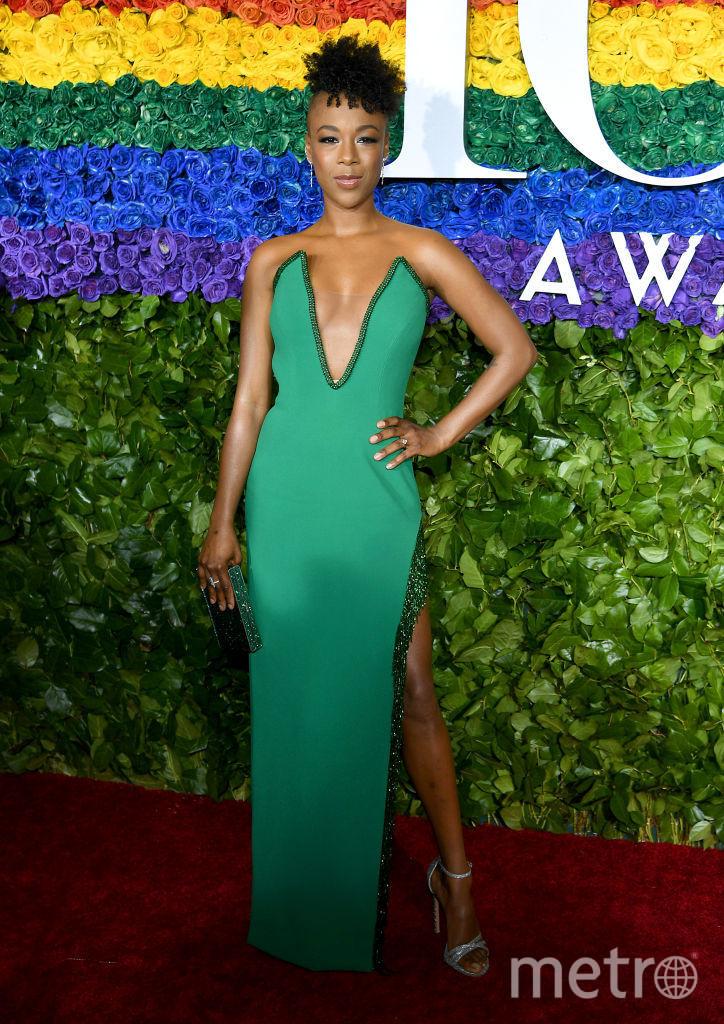 Tony Awards. Самира Уилли. Фото Getty