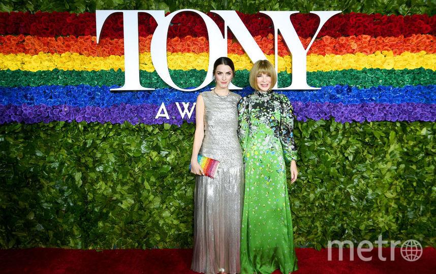 Tony Awards. Анна Винтур. Фото Getty
