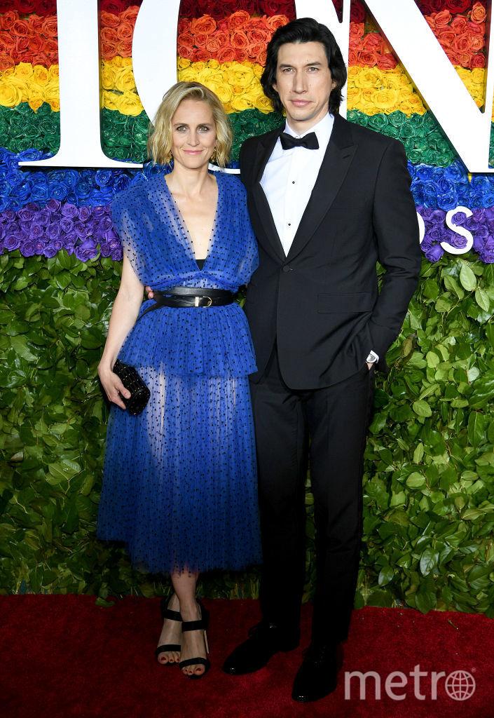 Tony Awards. Адам Драйвер. Фото Getty