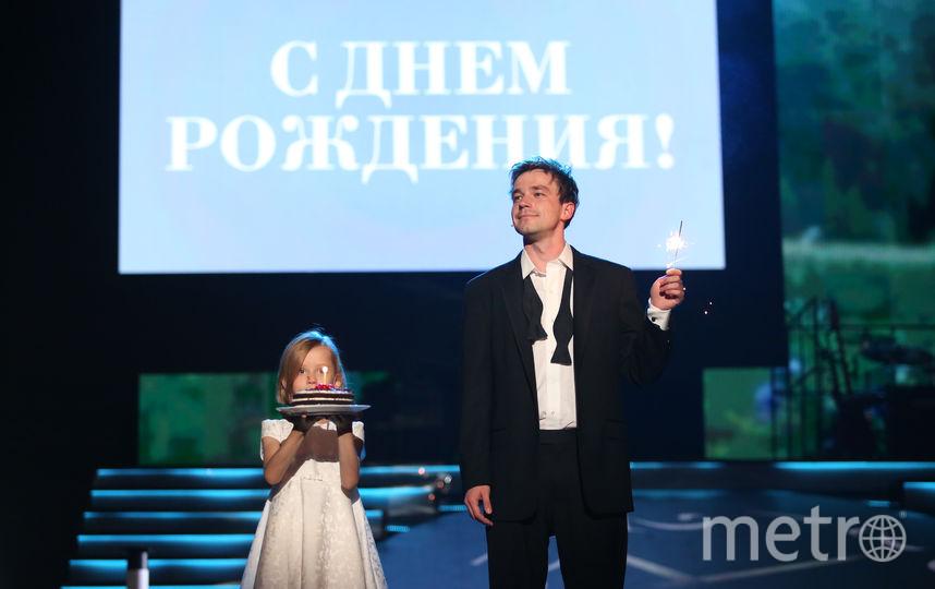 Актёр Александр Петров. Фото Предоставлено организаторами