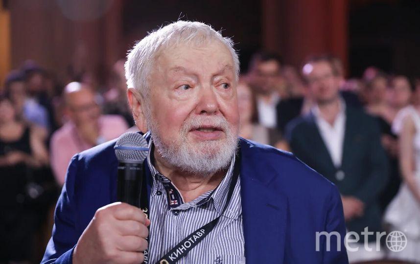 Режиссёр Сергей Соловьев. Фото Предоставлено организаторами