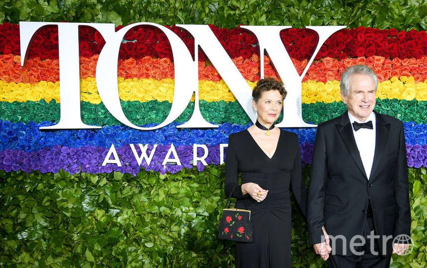 Уоррен Битти и Аннет Беннинг. Фото Getty