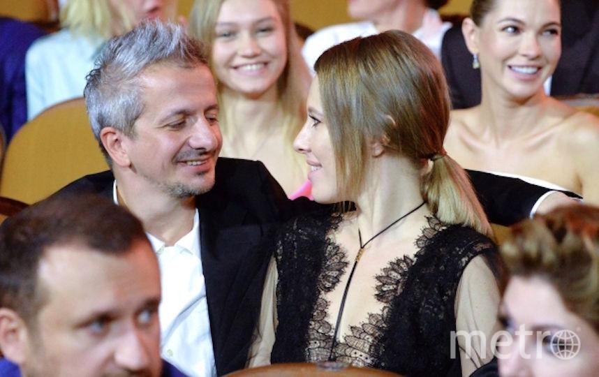 Ксения Собчак и Константин Богомолов. Фото РИА Новости