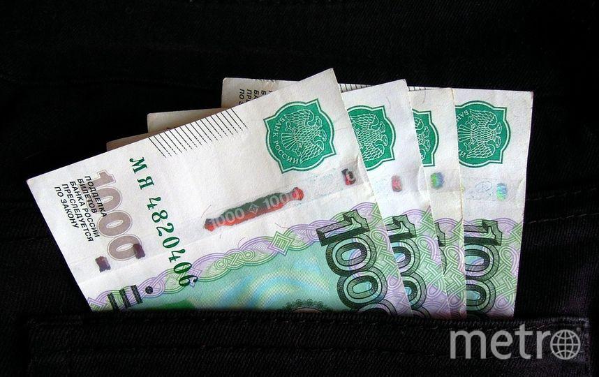 Петербуржец испугался процента за алименты в 1,7 млн рублей. Фото pixabay.com