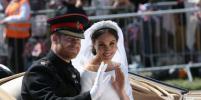 В Сеть слили частные фото со свадьбы Меган и Гарри