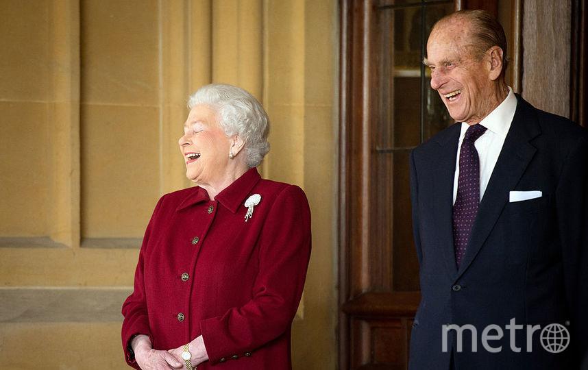 Принц Филипп и Елизавета II. Фото Getty