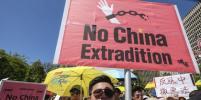 В Гонконге недовольных разогнали резиновыми пулями