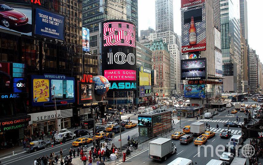 Нью-Йорк, архивное фото. Фото Getty