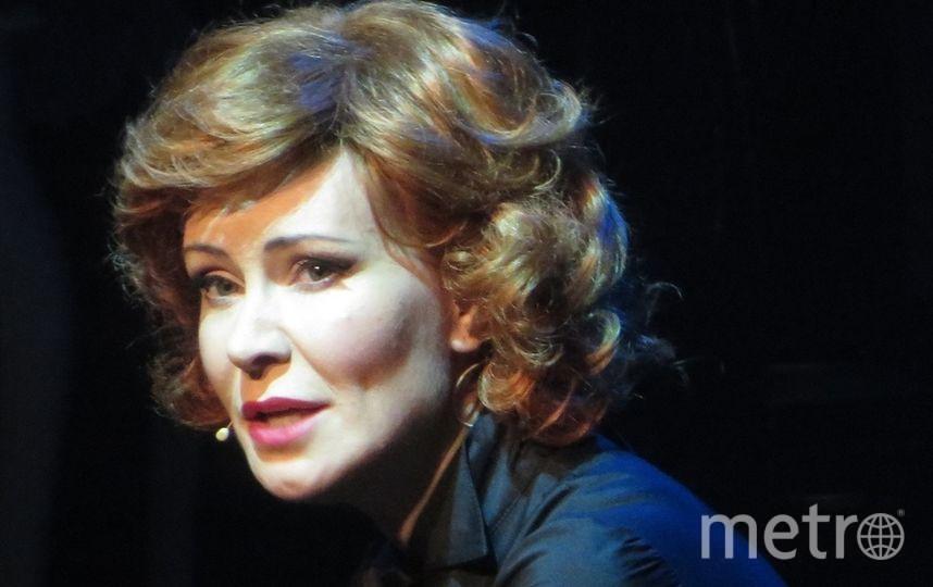 Нонна Гришаева в образе Людмилы Гурченко. Фото Предоставлено пресс-службой театра