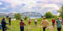 Спортивный проект по популяризации северной ходьбы набирает обороты