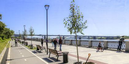 Анатолий Локоть: комфортный город — это не только места для отдыха