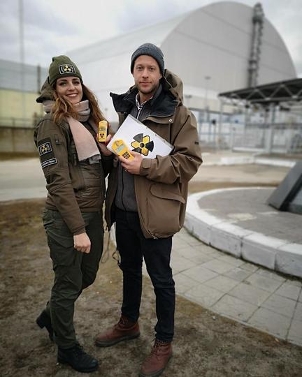 Американский сериал ввёл моду на Чернобыль. Фото @ chernobyltour