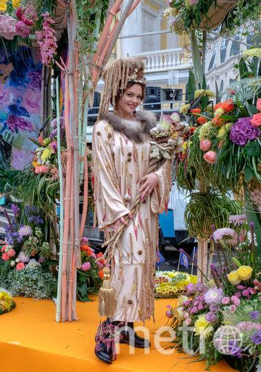 """12 июня центр города превращается в громадный сад. Фото """"Metro"""""""