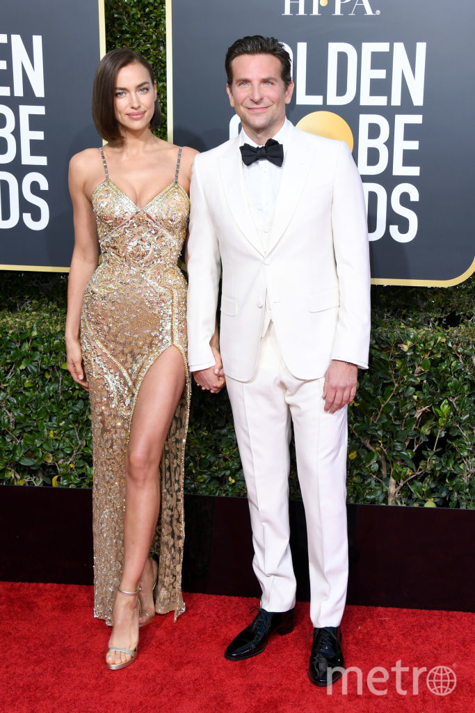 Бредли Купер и Ирина Шейк. Фото Getty