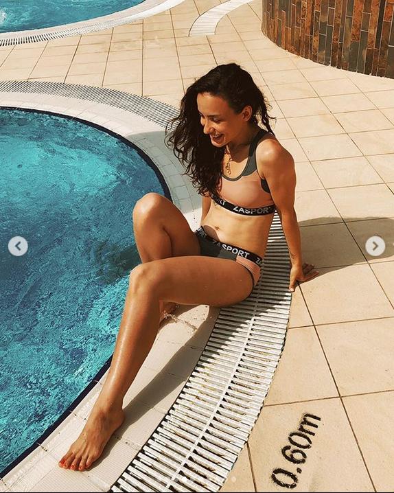 Виктория Дайнеко. Фото Скриншот Instagram: @victoriadaineko