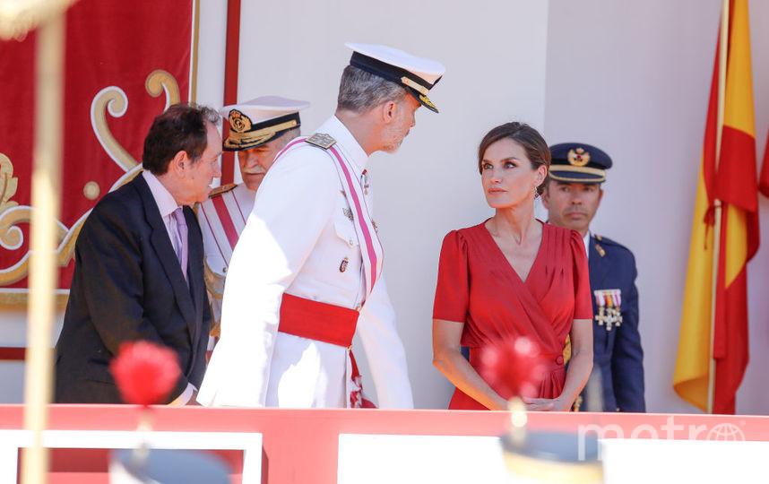 Королева Испании Летиция. Фото архив, Getty
